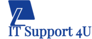 IT Support 4U Logo
