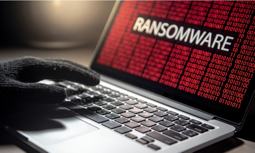 2021 IT security threats to your business Ransomware